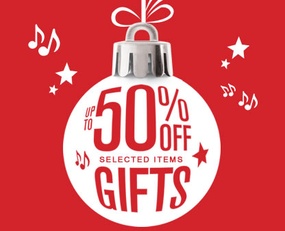 Bargain - Up to 50% OFF - Selected Gift Items @ Michael Hill