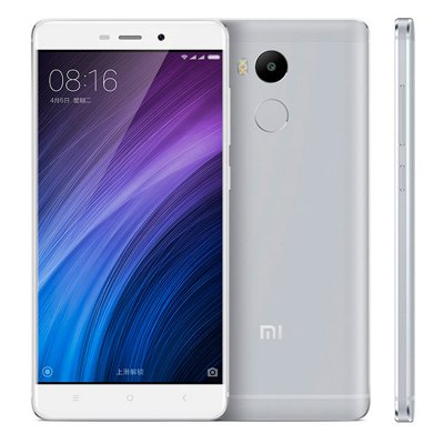 Bargain - $145.99 and free shipping - Xiaomi Redmi 4 4G Smartphone-173.99 Online Shopping| GearBest.com