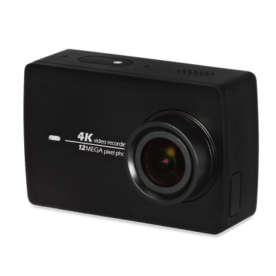 Bargain - $219.99 and free shipping - Xiaomi Yi 2, Xiaoyi Action Camera International Version WiFi 4K -249.99 and Free Shipping| GearBest.com