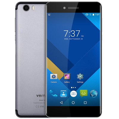 Bargain - $209 and free shipping - Vernee Mars 4G Phablet-258.34 Online Shopping| GearBest.com