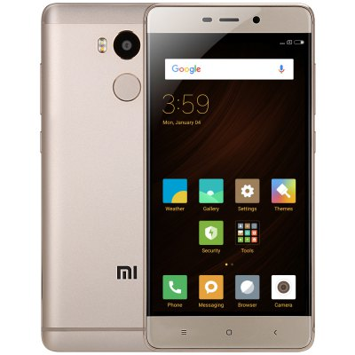 Bargain - $148.99 and free shipping  - Xiaomi Redmi 4 4G Smartphone-170.73 Online Shopping| GearBest.com