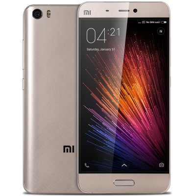 Bargain - $249.99 and free shipping - XiaoMi Mi5 32GB ROM 4G Smartphone-318.47 Online Shopping| GearBest.com