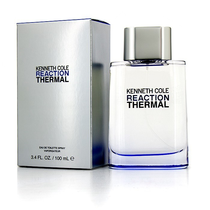 Bargain - $42.95 (was $88) - Kenneth Cole Reaction Thermal Eau De Toilette Spray 100ml  @ Cosmetics Now