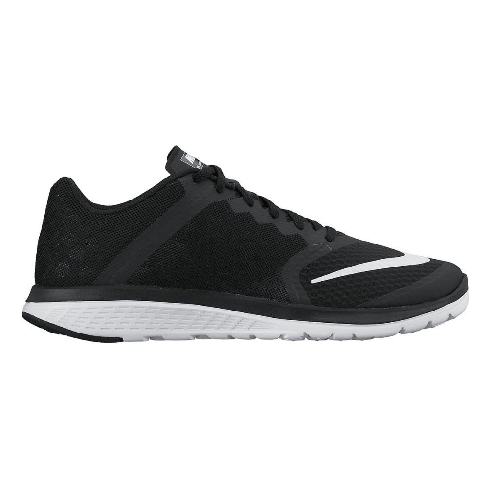 Bargain - $90 (was $140) - Nike FS Lite - Black/White - Men`s @ Stirling Sports