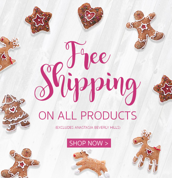 Bargain - Free Shipping - All Products @ Makeup