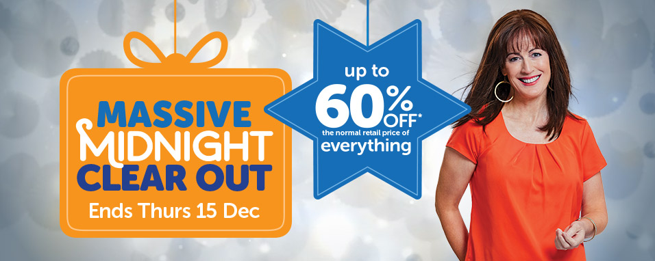 Bargain - Up to 60% OFF - Everything @ Briscoes