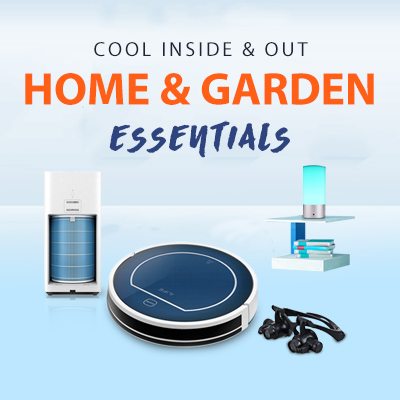 Bargain - 8% OFF FOR all Home $ Garden Gadgets - Home Automation & Garden Tools for Sale Online | GearBest.com