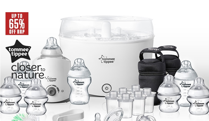 Bargain - Up to 65% Off - Tommee Tippee @ NZ Sale