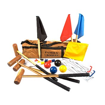 Bargain - $299.99 (was $349.99) - Rebel Sport - Croquet Set