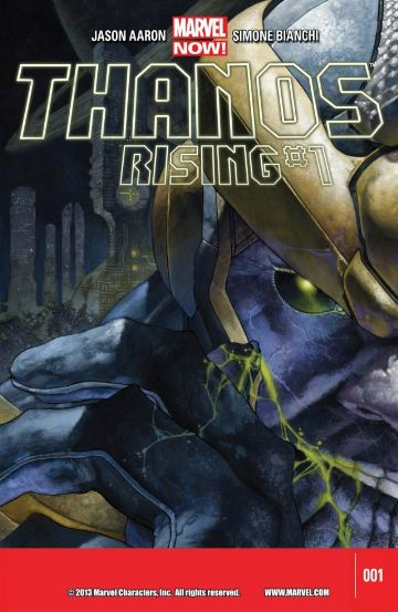 Bargain - Free (was $1.99) - Thanos Rising #1 (of 5) - Comics by comiXology