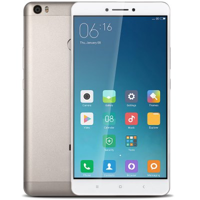 Bargain - $249.99/ NZ$352.28 and free shipping - Xiaomi Mi Max 4G Phablet 64GB ROM-280.81 Online Shopping| GearBest.com