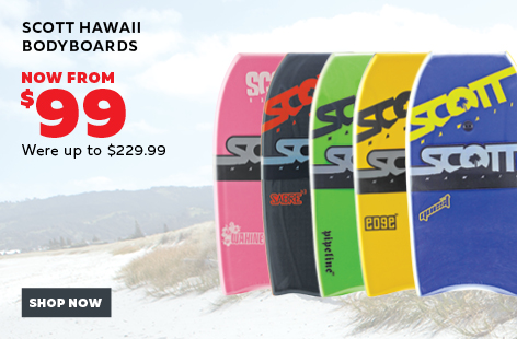 Bargain - From $99 (were up to $229.99) - BODY, SKIM & SURFBOARDS @ Rebel Sports