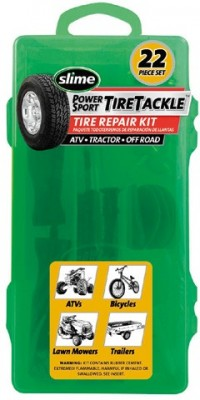 Bargain - 50% OFF - Slime Tyre Tackle Kits @ Repco