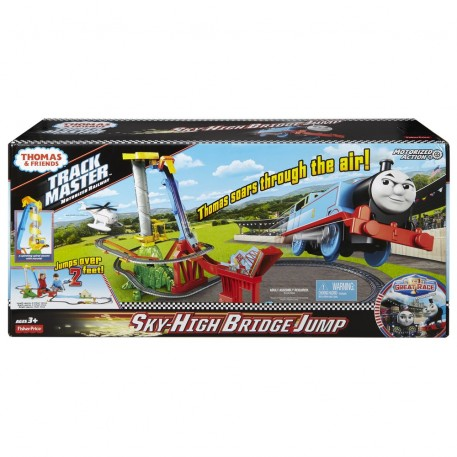 Bargain - $159.99 (was $199.99) - Thomas & Friends Trackmaster Air Spectacular Playset | Toyworld