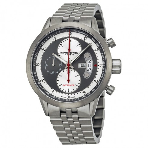 Bargain - $895 (73% off) - Raymond Weil Freelancer Chronograph Automatic Men`s Watch @ Jomashop