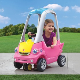 Bargain - $231.96 (was $289.95) - Step2 Easy Turn Coupe Pink @ The Baby Factory