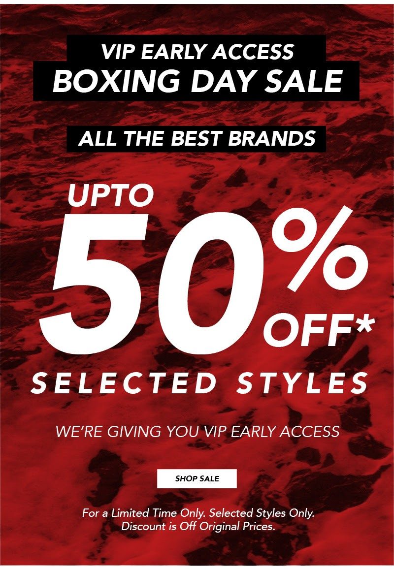 Bargain - Up to 50% OFF - Selected Styles @ Amazon Surf