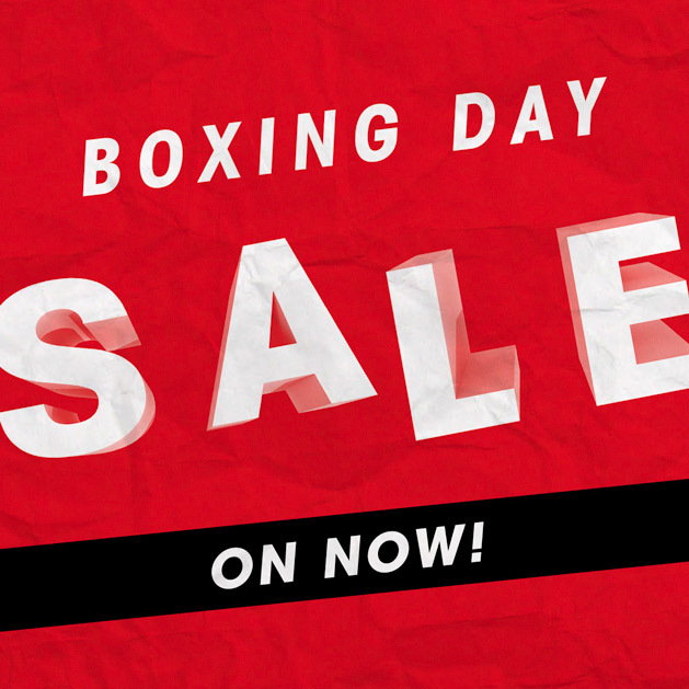 Bargain - Save Up to $40 - Boxing Day Sale @ Hallenstein Brothers