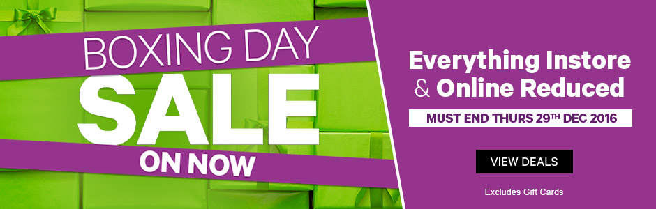 Bargain - Up to 60% OFF - Boxing Day Sale @ Farmers