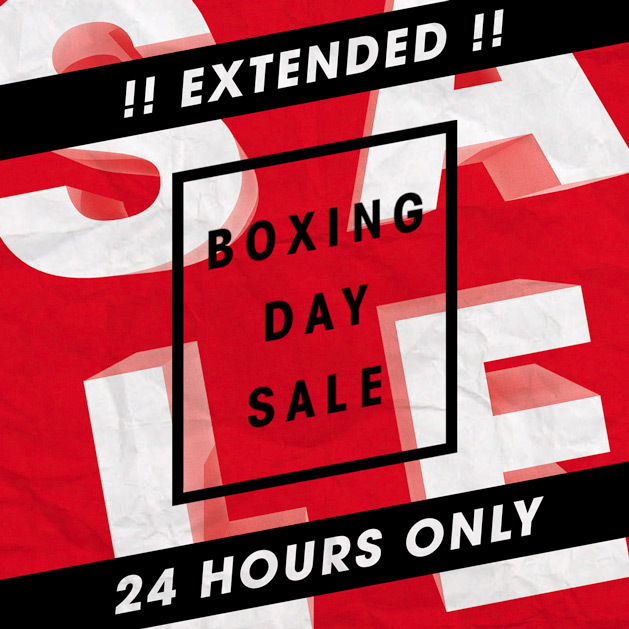 Bargain - Boxing Day Sale - Extended @ Hallenstein Brothers