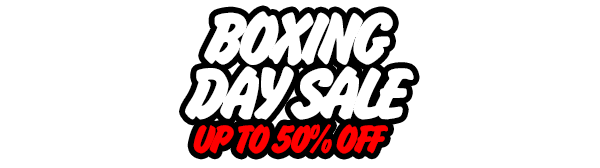 Bargain - Up to 50% OFF - Boxing Day Sale @ Hyper Ride