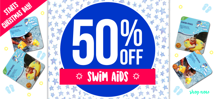Bargain - 50% Off - Swim Aids @ The Baby Factory