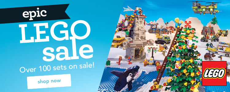 Bargain - Epic LEGO Sale - @ Toys R Us