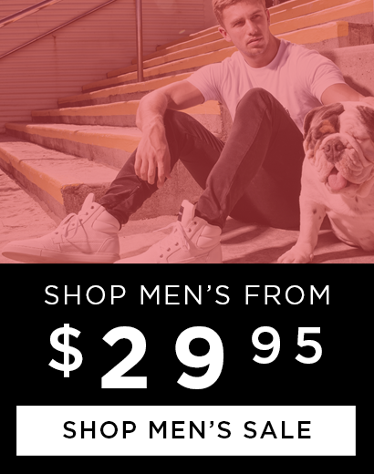 Bargain - from $29.95 - Men`s Sale @ Hannahs