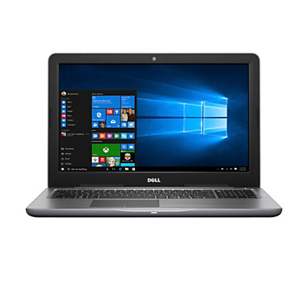 Bargain - $549.99 (save $280 USD) - Dell Inspiron 15 5000 Laptop 15.6 Touch Screen Intel Core i7 8GB Memory 500GB Hard Drive Windows 10 Matte Grey by Office Depot & OfficeMax