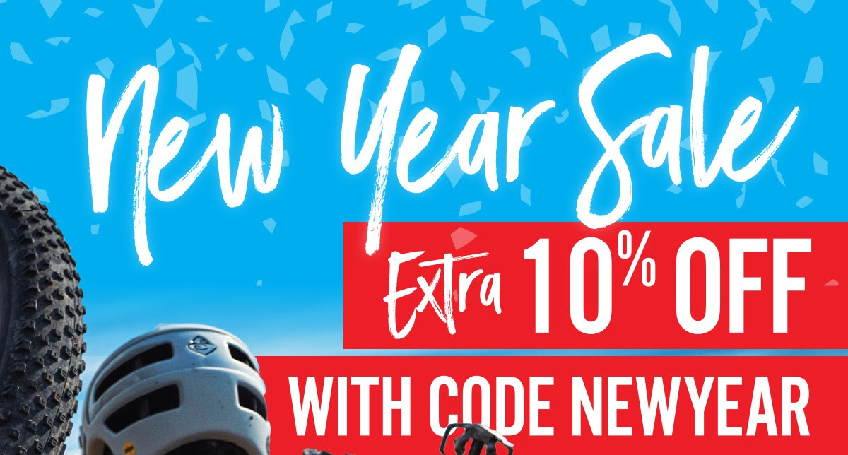 Bargain - Extra 10% OFF - New Year Sale @ Evolution Cycles