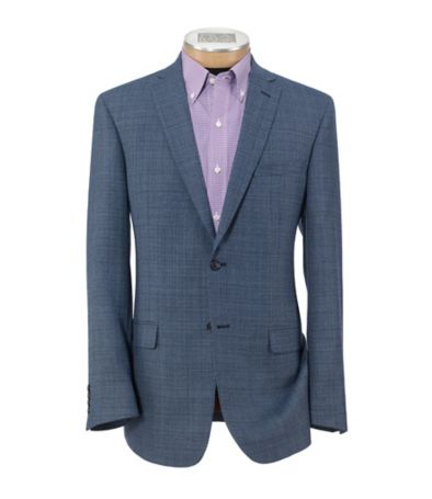 Bargain - $84 (was $495) - Joseph Slim Fit 2 Button Pattern Sportcoat CLEARANCE - All Clearance | Jos A Bank