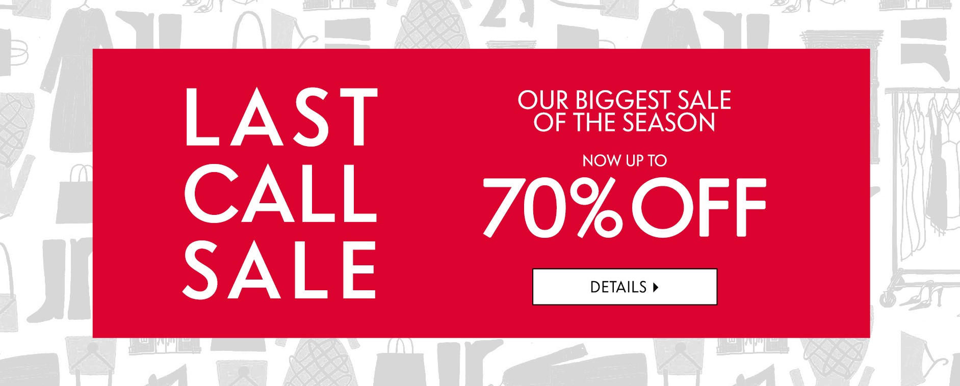 Bargain - Up to 70% OFF -  Last Call Sale at Neiman Marcus
