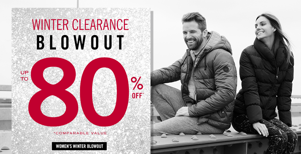 Bargain - Up to 80% Off - Winter Clearance Blowout @ Wilsons Leather