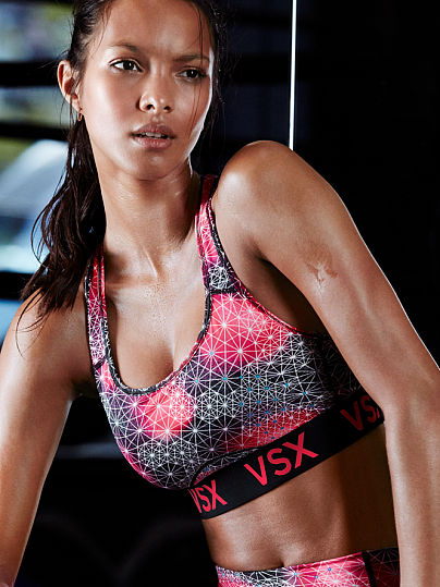 Bargain - ₱513.49 (was ₱771) - The Player Racerback Sport Bra by Victoria Sport - Victoria Sport @ Victoria`s Secret