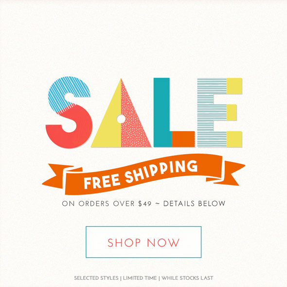 Bargain - Free Shipping - Orders Over $49 @ The Sleep Store
