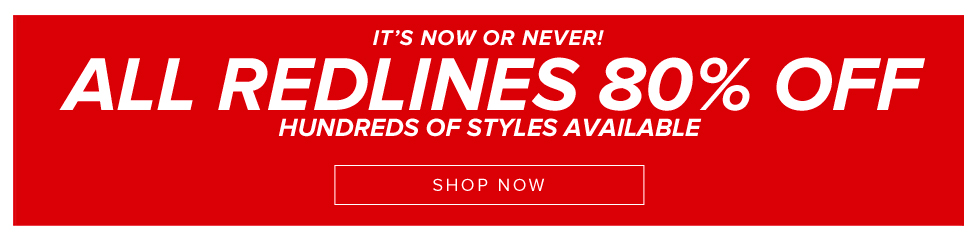 Bargain - Up to 80% OFF - REDLINES | FINAL SALE @ NY & Company