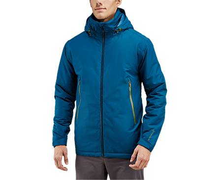 Bargain - $159.99 (was $230) - Men - Cascadia Insulated Jacket - Legion Blue | Merrell