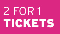 Bargain - Buy 1, Get 1 Free - Ticket for Selected Performances Nationwide @ Ticket Master