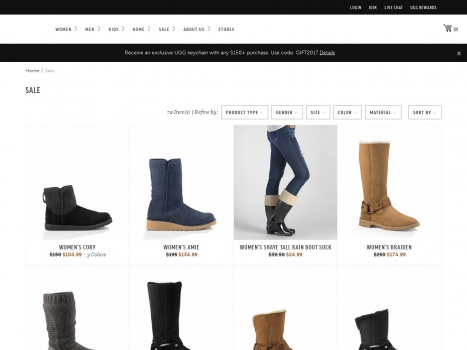 Bargain - 30-50% OFF - Shop the Official UGG® Sale | New Savings are Here!