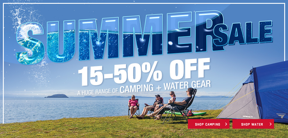 Bargain - 15-50% OFF - Summer Sale @ Torpedo 7