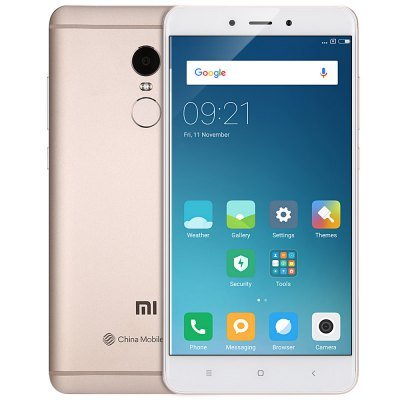 Bargain - $163.99/NZ$231.09 and free shipping  - Xiaomi Redmi Note 4 4G Phablet-198.61 Online Shopping| GearBest.com