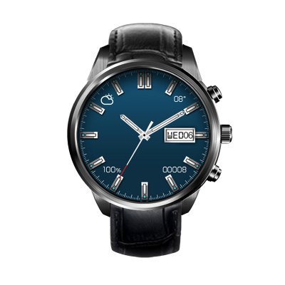 Bargain - $103.99/NZ$146.54 and free shipping  - FINOW X5 Plus Smartwatch Phone-139.99 Online Shopping| GearBest.com