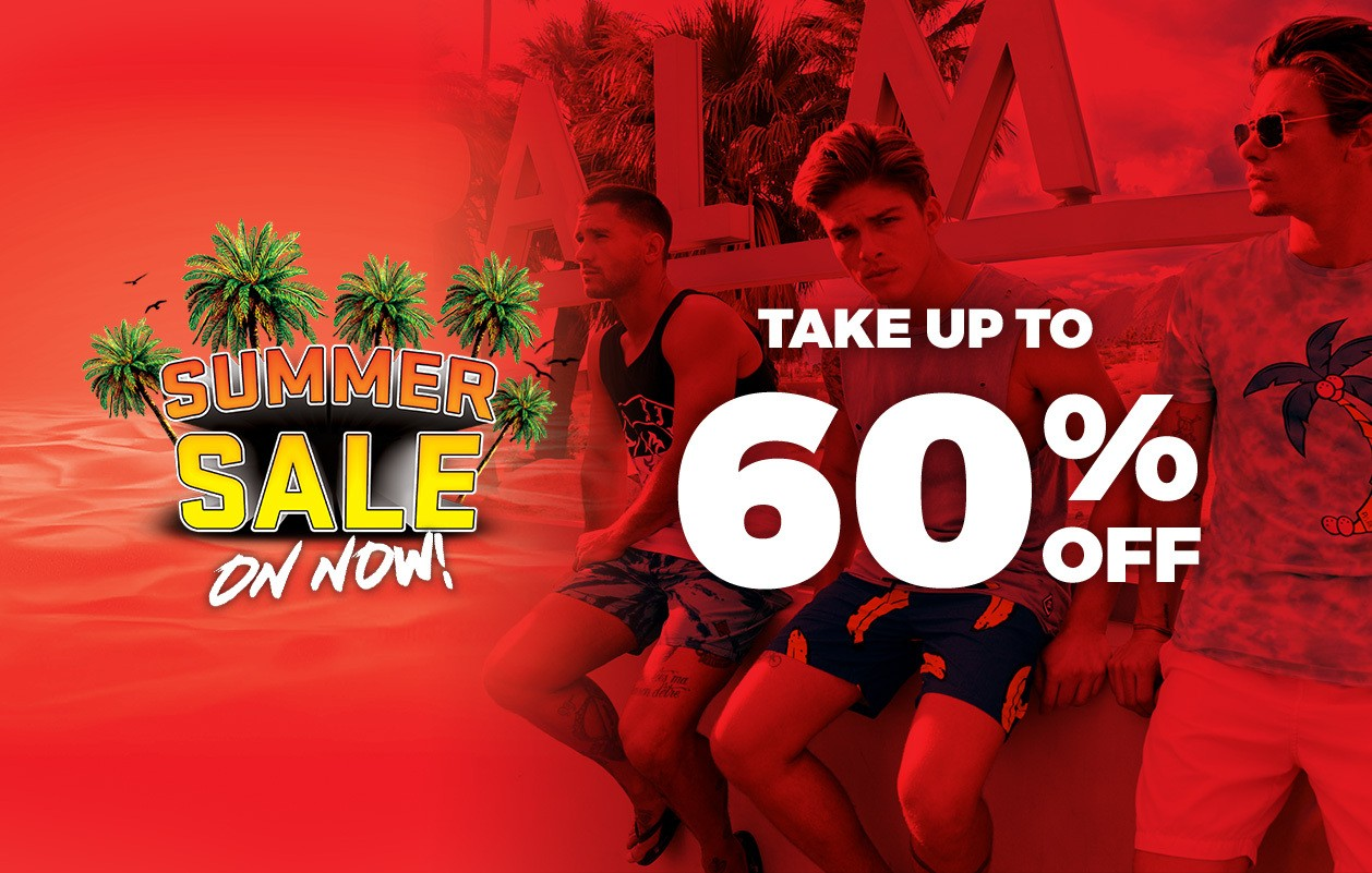 Bargain - Take Up to 60% Off - Summer Sale @ Hallenstein Brothers