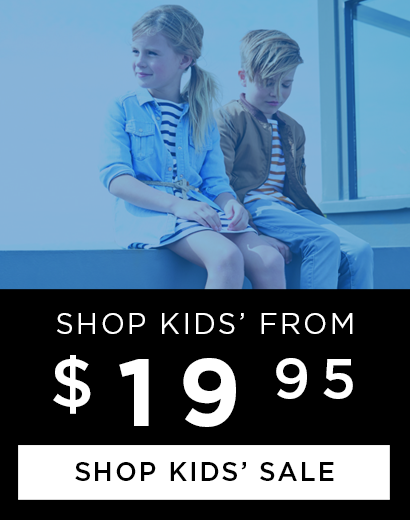 Bargain - for $19.95 - Kid`s Sale @ Hannahs