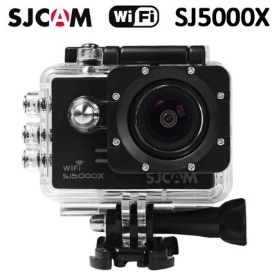 Bargain - $109.99/NZ$157.20 and free shipping  - Original SJCAM SJ5000X 4K Sport Action Camera ( Elite Edition )-135.99 Online Shopping| GearBest.com