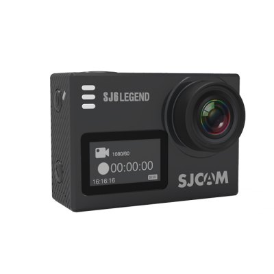 Bargain - $127.2/NZ$181.79 and free shipping  - Original SJCAM SJ6 LEGEND 4K WiFi Action Camera-159.00 Online Shopping| GearBest.com