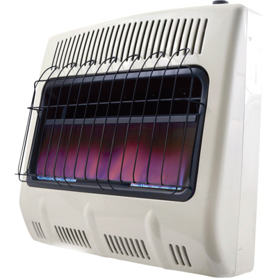Bargain - $179.99 (was $239.99) - Mr. Heater Propane Vent-Free Blue Flame Wall Heater @ Northern Tool