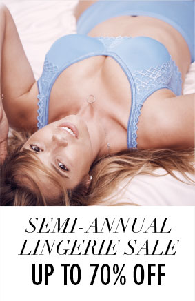 Bargain - Up to 70% OFF - Semi-Annual Lingerie Sale @ Roamans