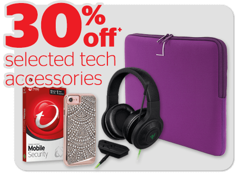 Bargain - 30% OFF - Selected Tech Accessories @ Noel Leeming