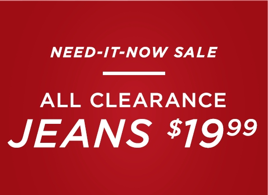 Bargain - 60% OFF - Clearance Items @ American Eagle Outfitters